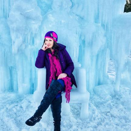 Ice Throne Carla