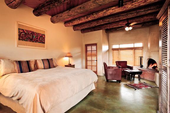 Ojo Caliente Room