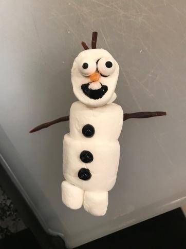 Olaf Before