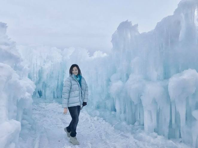 Yingka Ice Walls