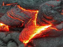 Close Up Lava