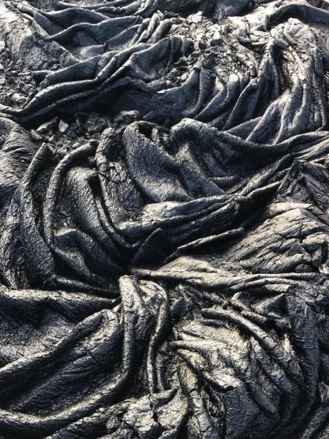 Lava Rock Close Up