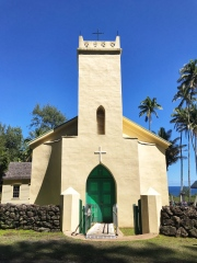 Kalaupapa - Church Tower