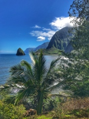 Kalaupapa - Cliff View