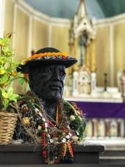 Kalaupapa - Father Damien Bust