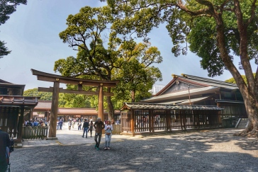 Heian Shrine 1