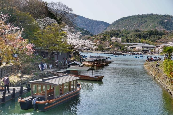 Arashiyama River 2