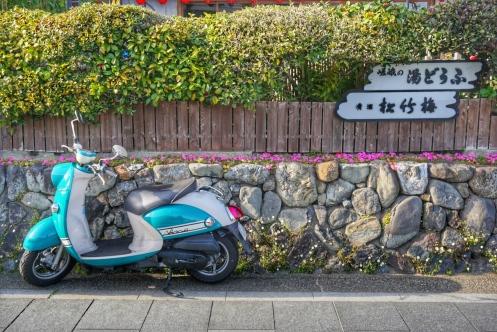 Arashiyama Scooter