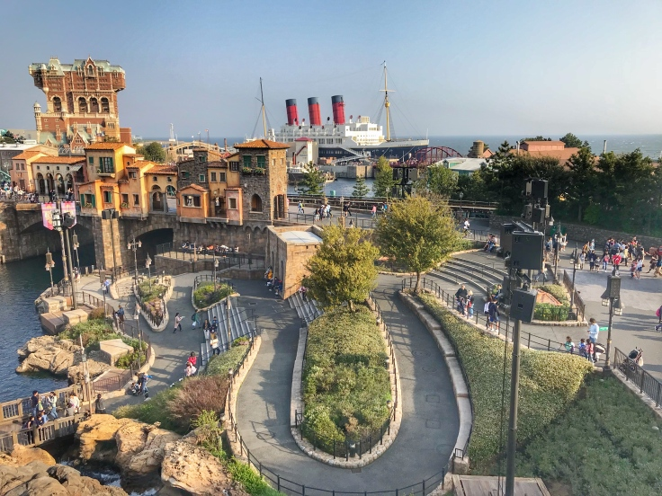 DisneySea American Waterfront