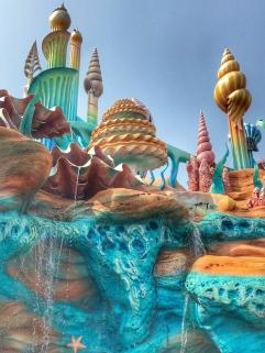 DisneySea Ariel Grotto 2