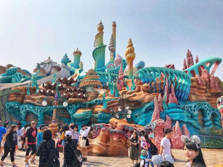 DisneySea Ariel Grotto 4.JPG