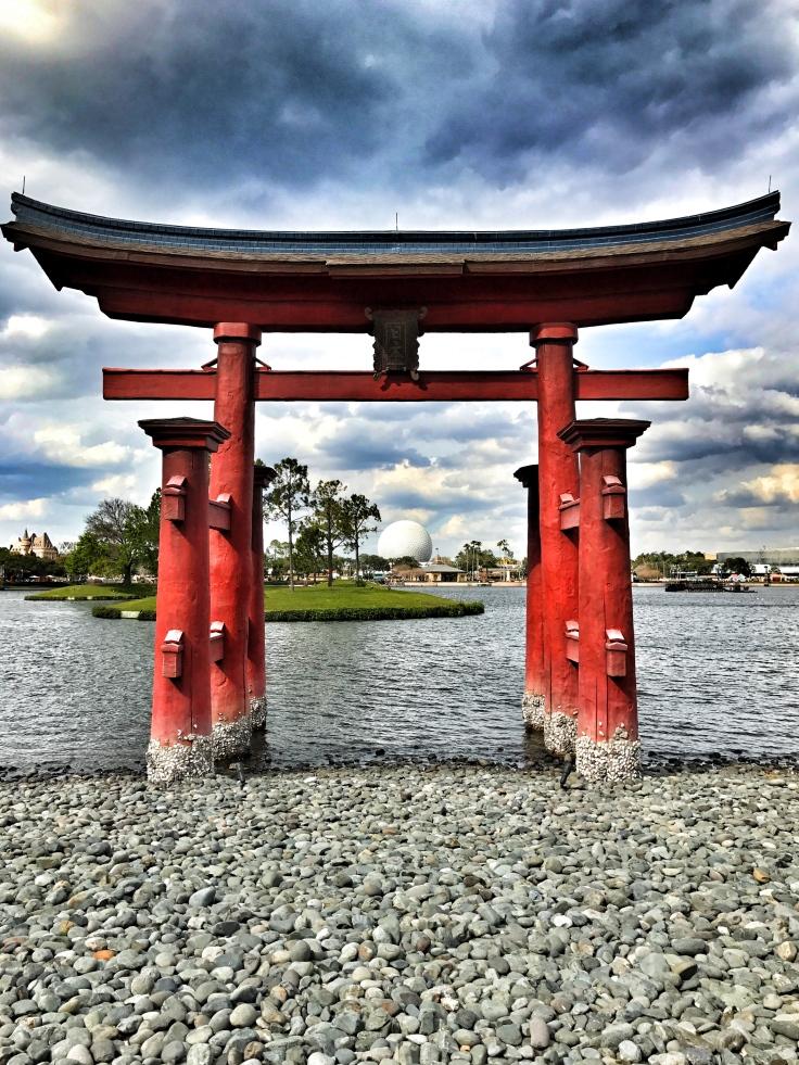 Epcot Torii Gate