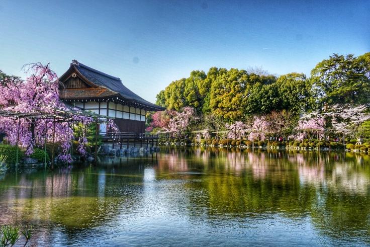Golden Pavilion Lake