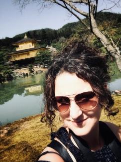 Golden Temple Selfie