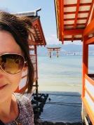 Itsukushima Selfie