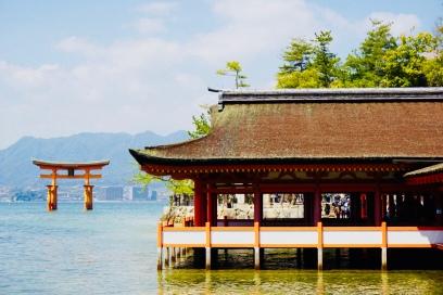 Itsukushima Torii Gate 1