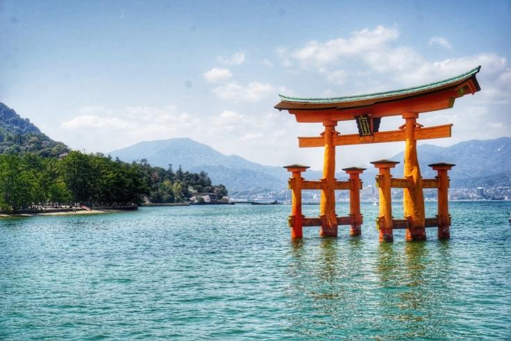Itsukushima Torii Gate 3
