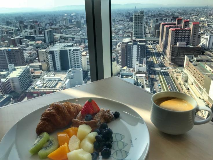 Mariott Breakfast