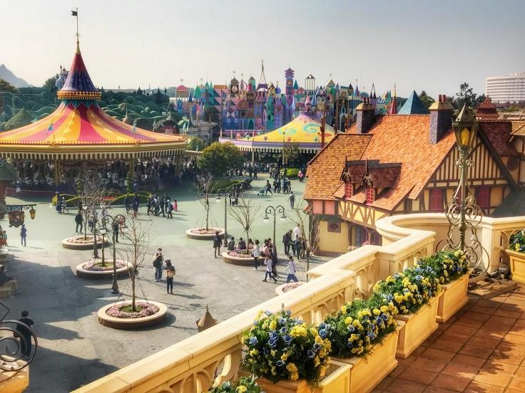 Tokyo Disney Fantasyland