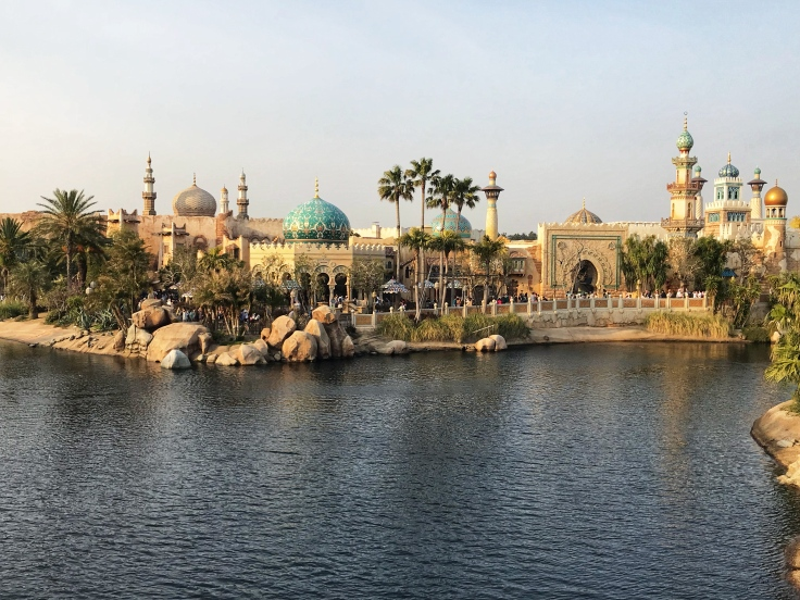 Tokyo DisneySea Arabian Coast