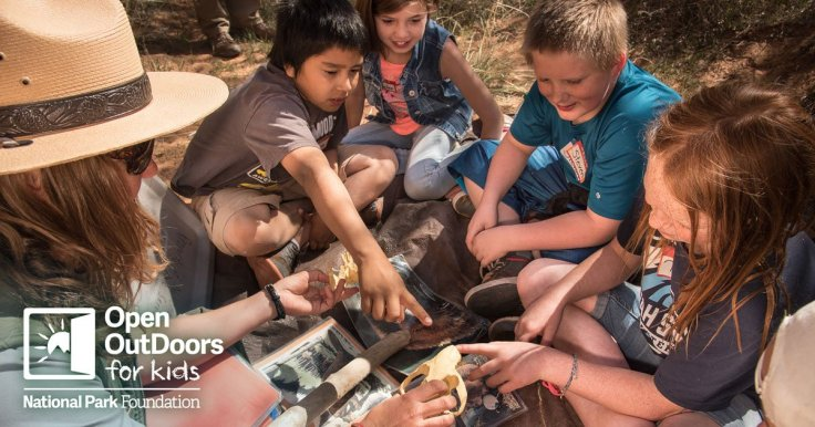 Open Outdoors for Kids